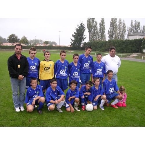 13 ans 1 VVFC