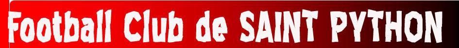 FOOTBALL CLUB DE SAINT PYTHON : site officiel du club de foot de ST PYTHON - footeo