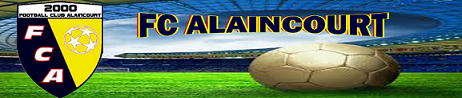 Football Club Alaincourt : site officiel du club de foot de ALAINCOURT - footeo
