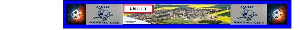 AMILLY FOOTBALL CLUB : site officiel du club de foot de AMILLY - footeo