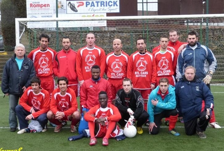 Seniors P4 équipe B