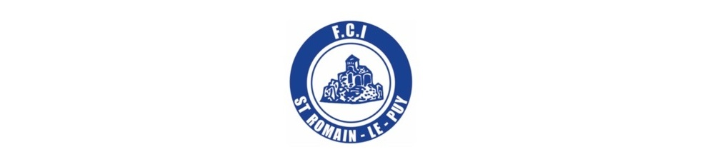FCI ST ROMAIN LE PUY : site officiel du club de foot de ST ROMAIN LE PUY - footeo