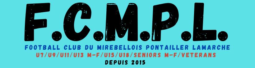F.C. Mirebellois Pontailler Lamarche (F.C.M.P.L.) : site officiel du club de foot de Longvic - footeo