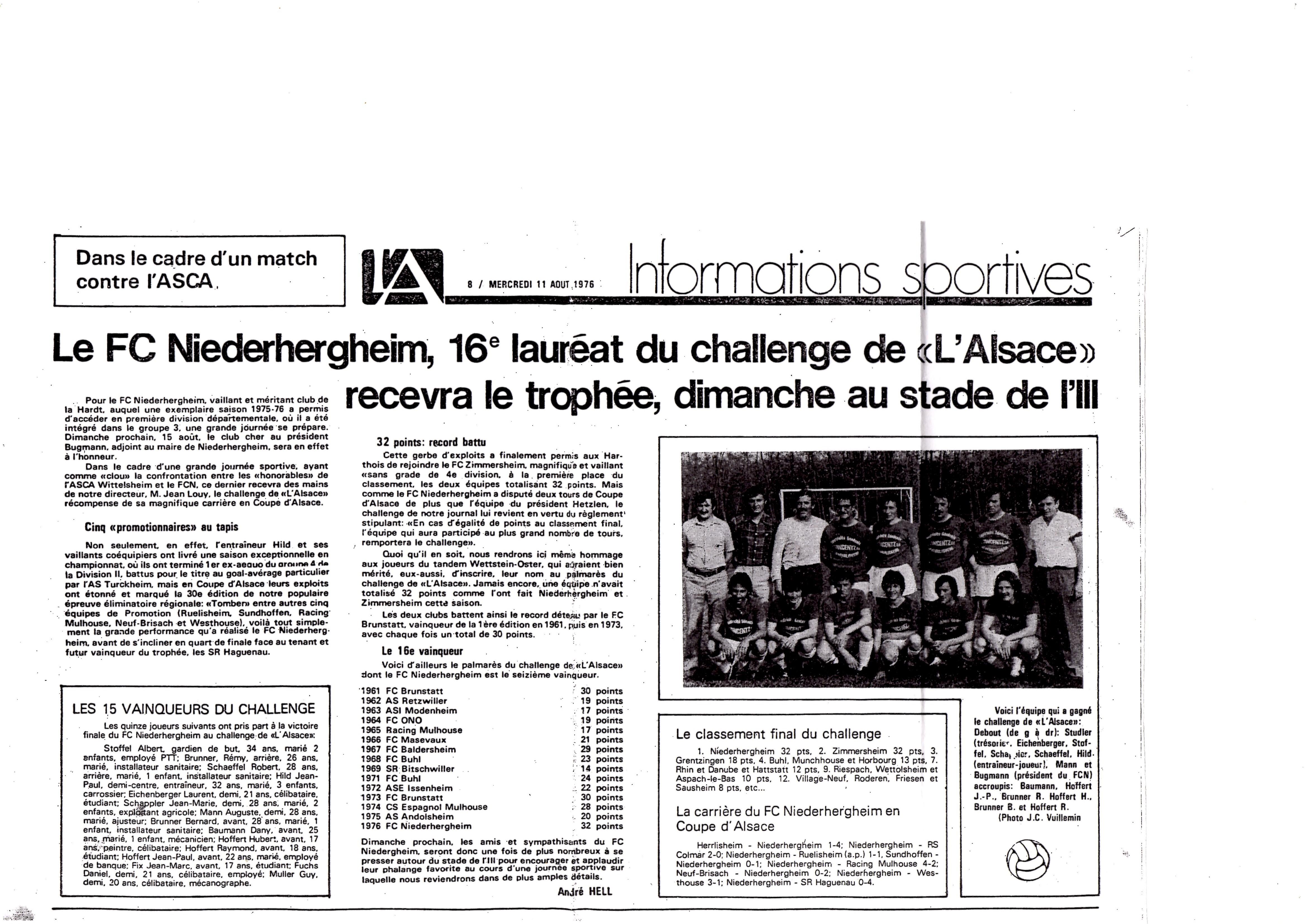article 11 août 1976_hoffert
