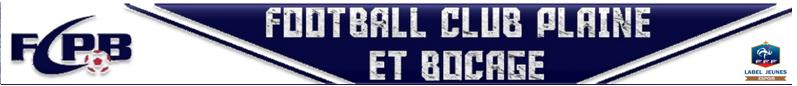 FCPB L'Hermenault : site officiel du club de foot de SERIGNE - footeo