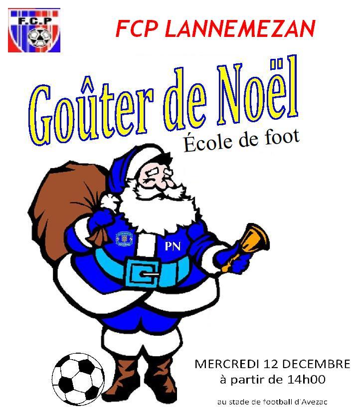 GOUTER DE NOEL