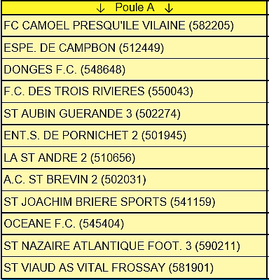 D2 groupe A