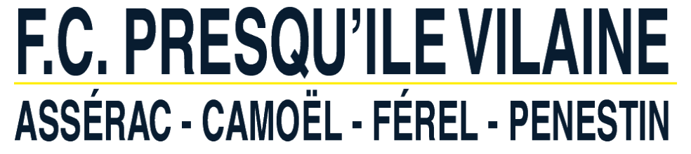 FC Presqu'île Vilaine : site officiel du club de foot de ASSERAC CAMOEL FEREL PENESTIN - footeo