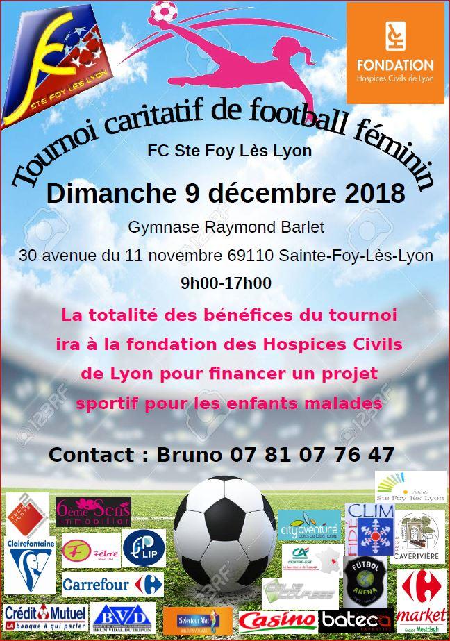 Affiche tournoi U15F