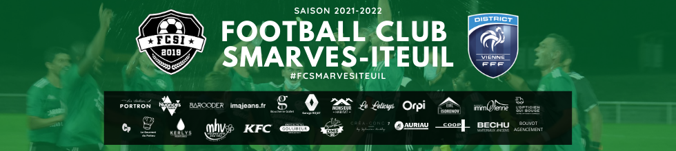 FC SMARVES-ITEUIL : site officiel du club de foot de SMARVES - footeo