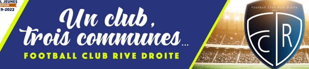 Football Club Rive Droite : site officiel du club de foot de ALBIGNY SUR SAONE - footeo