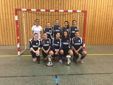 U18 F tournoi Handisport