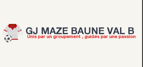 GJ MAZE BAUNE VAL B  : site officiel du club de foot de Mazé - footeo