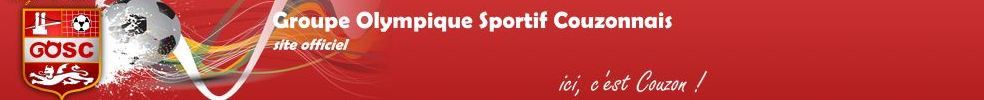 GOS Couzon : site officiel du club de foot de COUZON AU MONT D OR - footeo