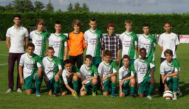 U15 FCE Mérignac-Arlac