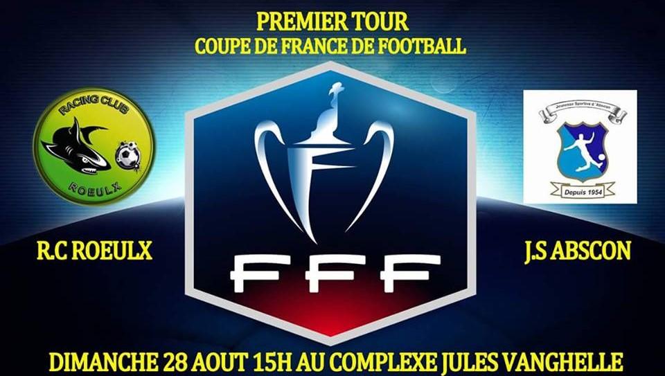 1e tour coupe de France