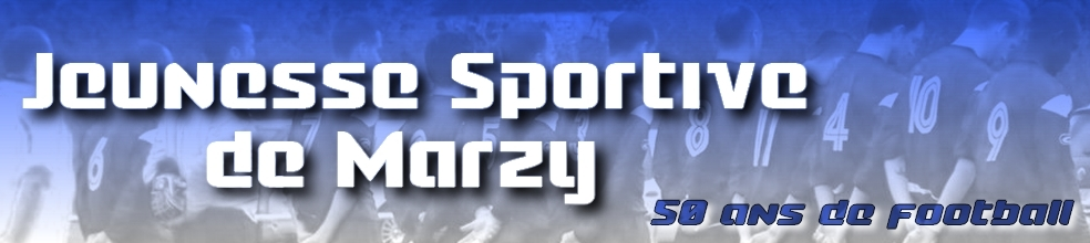 JS MARZY : site officiel du club de foot de MARZY - footeo