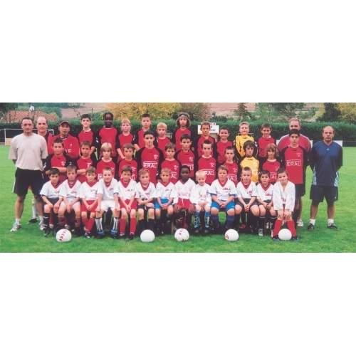 Ecole de foot - Poussins