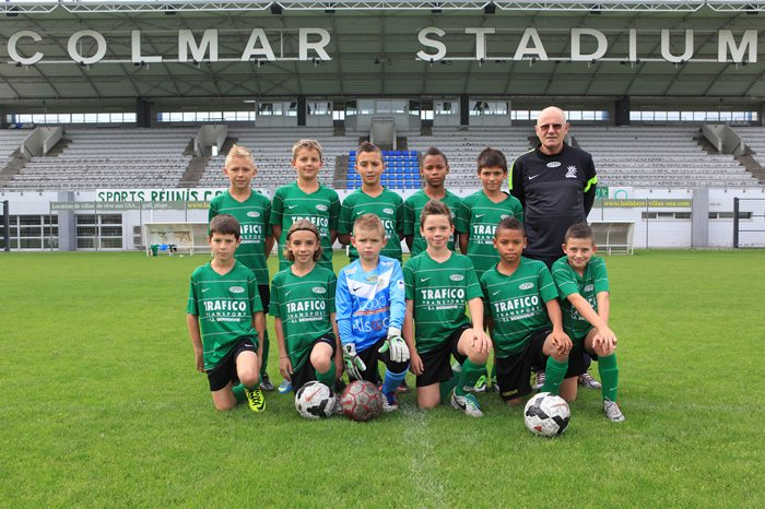 S.R Colmar (U11)