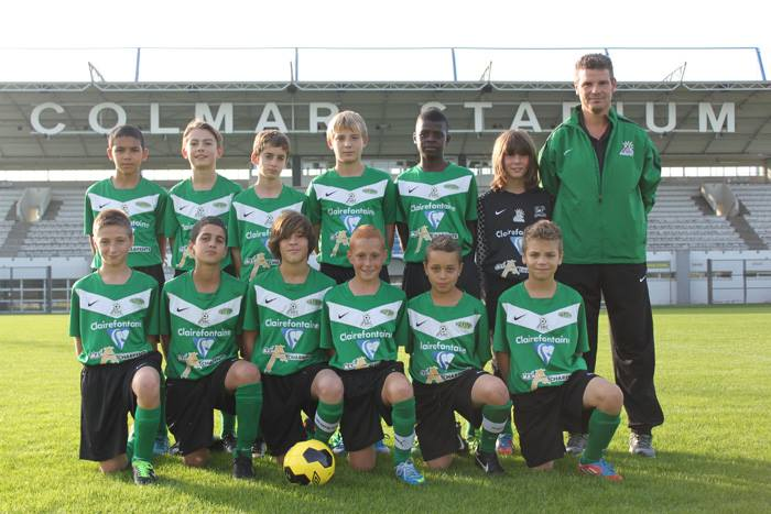 S.R Colmar (U13)