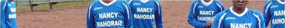 Association Sportive des Jeunes Mahorais de Nancy : site officiel du club de foot de Laxou - footeo