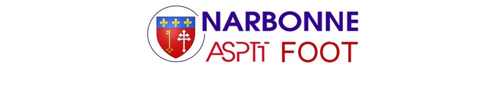 NARBONNE ASPTT FOOT : site officiel du club de foot de NARBONNE - footeo