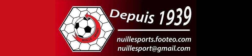 Nuillé Sport : site officiel du club de foot de NUILLE SUR VICOIN - footeo