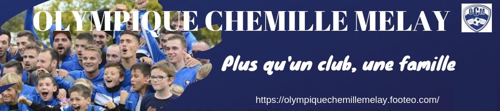 Olympique Chemillé Melay : site officiel du club de foot de CHEMILLE - footeo