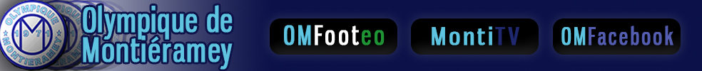 OLYMPIQUE DE MONTIERAMEY : site officiel du club de foot de MONTIERAMEY - footeo
