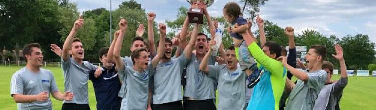 Groupement Jeunes Pays Des Sources : site officiel du club de foot de ARENGOSSE - footeo
