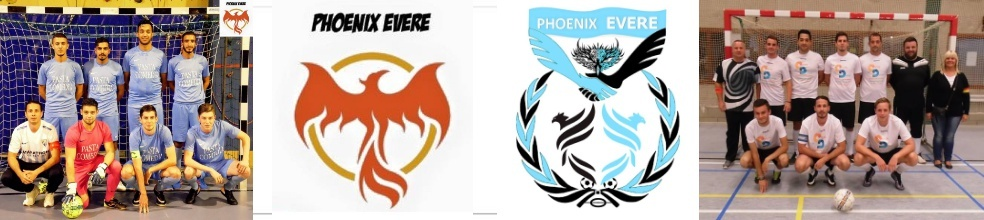 Phoenix Evere : site officiel du club de foot de Evere - footeo
