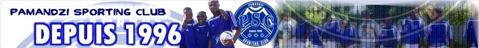 PAMANDZI SPORTING CLUB : site officiel du club de foot de PAMANDZI - footeo