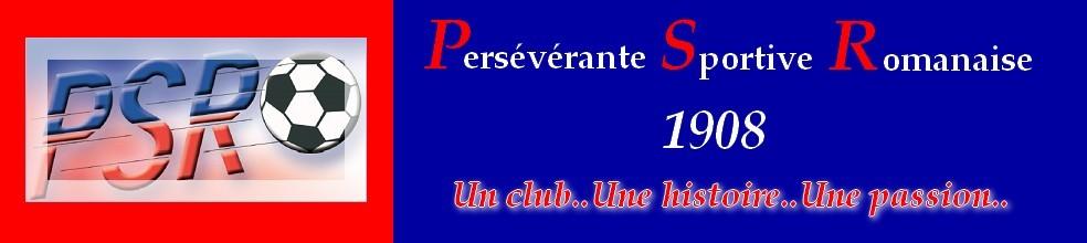 PERSÉVÉRANTE SPORTIVE ROMANAISE : site officiel du club de foot de ROMANS SUR ISERE - footeo