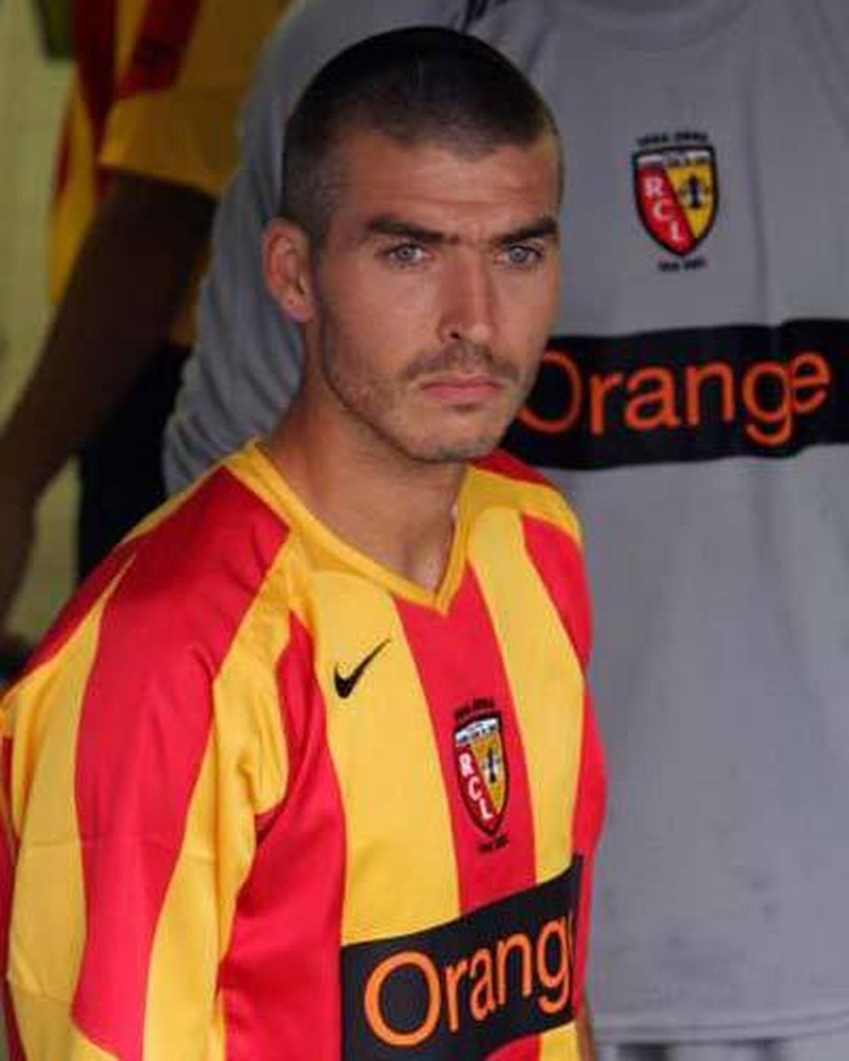 Joueur - JEROME LEROY - club Football RC LENS - Footeo