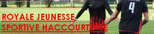 JS Haccourtoise : site officiel du club de foot de Haccourt - footeo