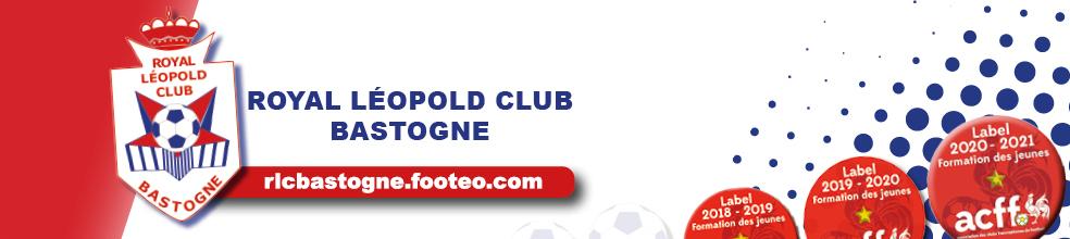 Royal Léopold Club Bastogne : site officiel du club de foot de Bastogne - footeo