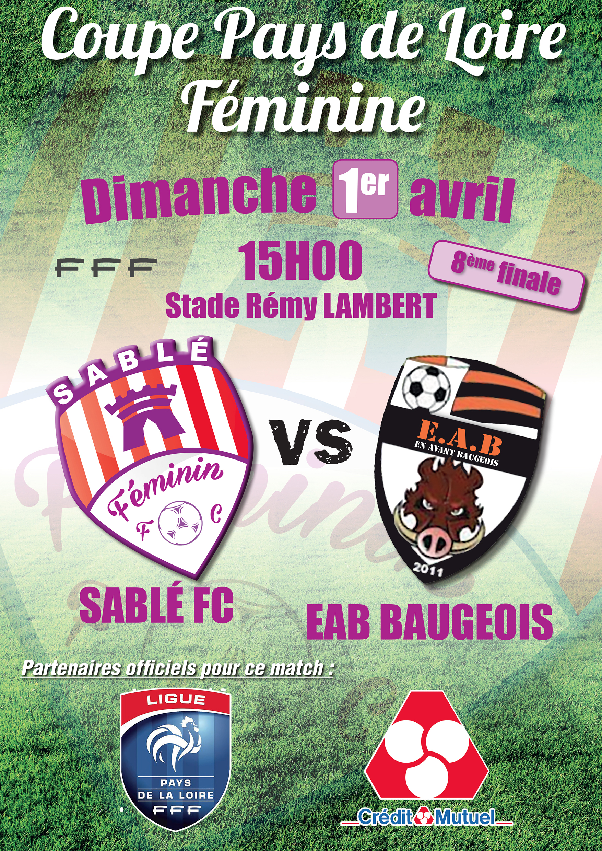 Affiche Sable FC VS EAB Baugé - Coupe PDL 2018.jpg