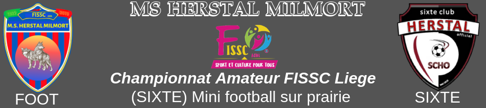 Sixte Club Herstal Officiel : site officiel du club de foot de Herstal - footeo