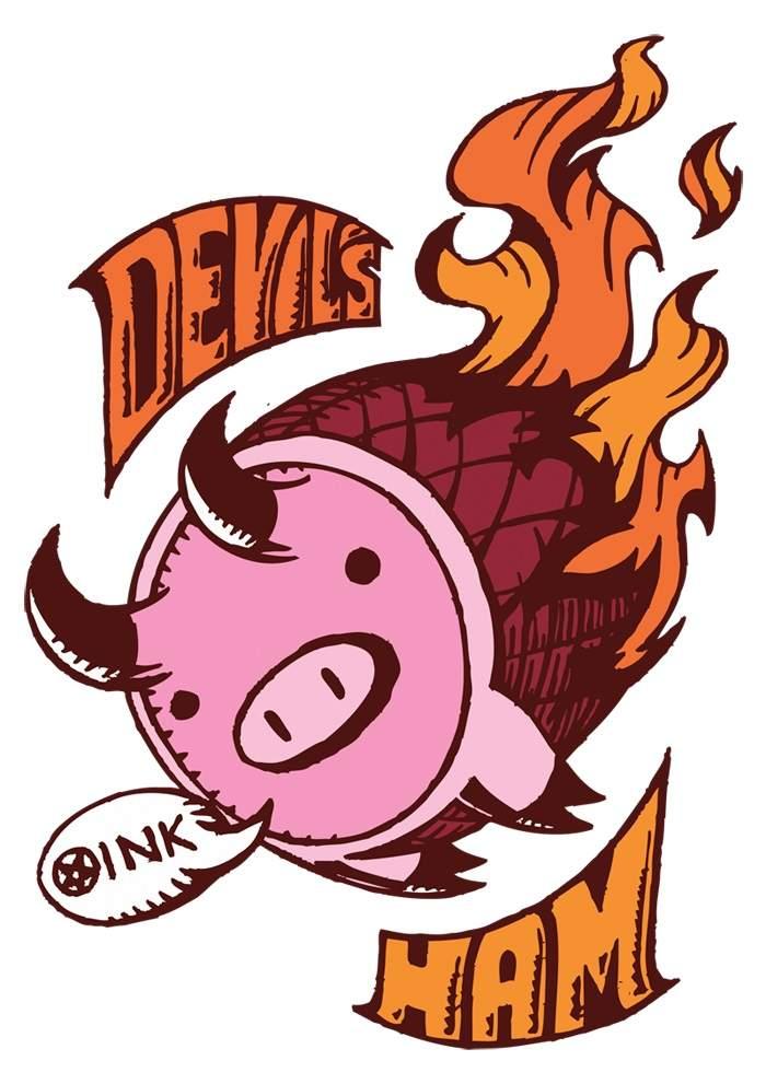 Jambons d'l'Enfer!!!