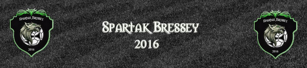 Spartak Bressey : site officiel du club de foot de BRESSEY SUR TILLE - footeo
