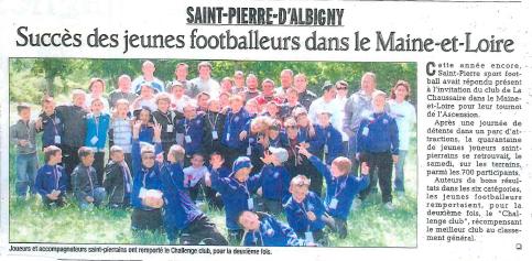 La Chaussaire 2012