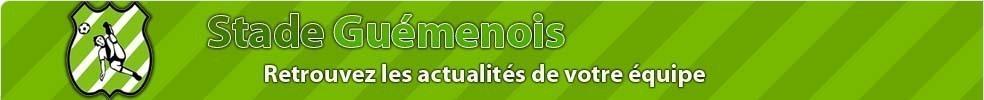STADE GUEMENOIS : site officiel du club de foot de Guémené sur Scorff - footeo