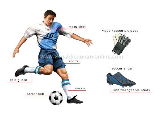 equipement football
