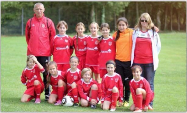 FC VENDENHEIM U 14 F