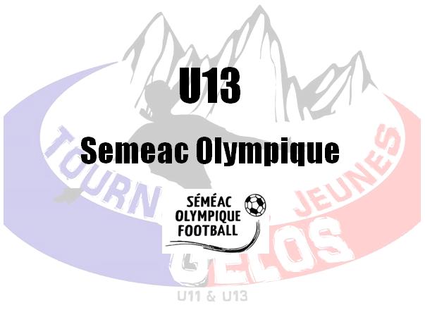 U13 : Sémeac Olympique