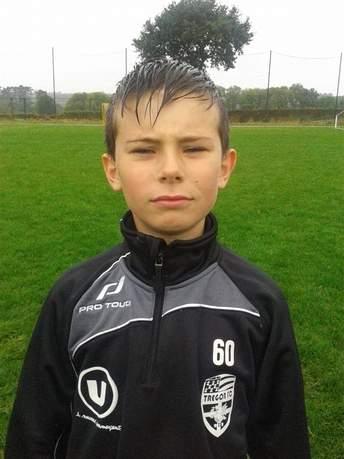 8dbe9dec7fb7 Joueur - Arthur LECOQ - club Football Trégor Football Club - Footeo