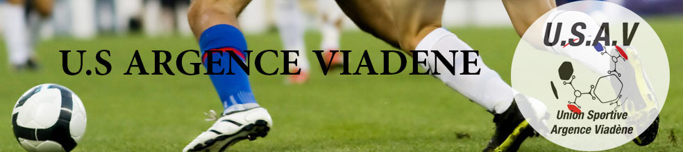 US Argence Viadène : site officiel du club de foot de St Amans des cots - footeo