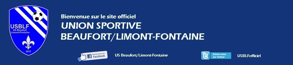 Union Sportive Beaufort/Limont-Fontaine : site officiel du club de foot de LIMONT FONTAINE - footeo