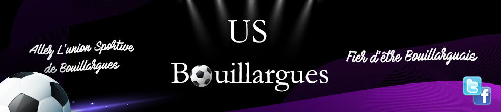Union Sportive de Bouillargues : site officiel du club de foot de BOUILLARGUES - footeo