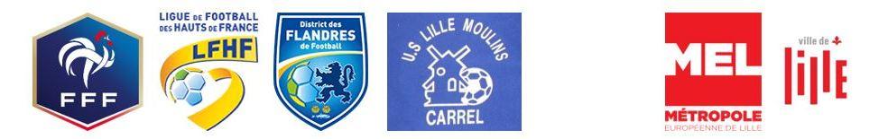 US Lille Moulins Carrel : site officiel du club de foot de Lille - footeo